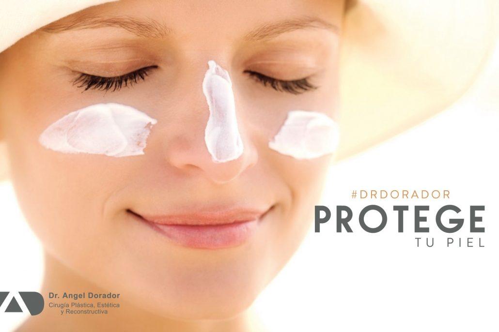 dr dorador cirugia plastica protege tu piel